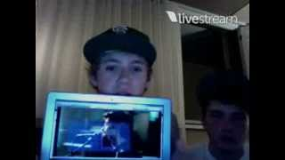 Niall Horan and Josh Devine Twitcam Monday 18 June pt 11