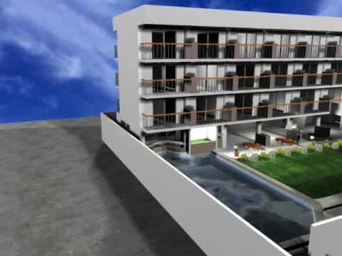 Recorrido virtual hotel 3 estrellas youtube - Hoteles de tres estrellas en granada ...