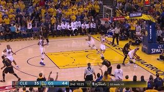 Quarter 2 One Box Video :Warriors Vs. Cavaliers, 6/3/2017