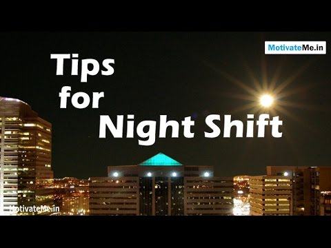 7 Tips to Keep Yourself Awake and Productive at Night Shift - YouTube - how to keep yourself awake