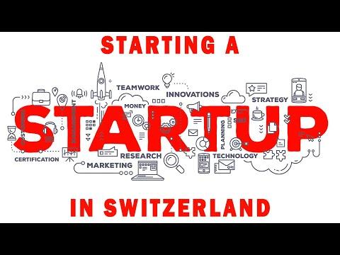 Start-ups en Suisse