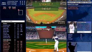 Baseball Mogul 2012: Philadelphia vs Arizona #1