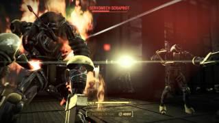 Fallout 4 Automatron - Restoring Order Exprimental Lab Area Explored, Medical Terminal Password