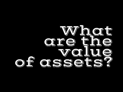 What are the value of assets?