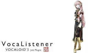 [Vocaloid3 Vocalistener Job-Plugin] Gloria-Kalafina COVER [Megurine Luka 巡音ルカ|