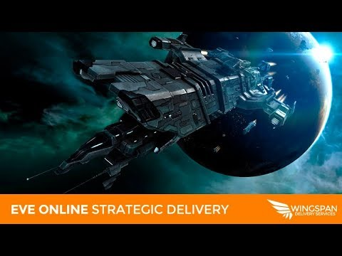 YOU FOOL! YOUR PATHETIC ECM DRONES CANNOT STOP THIS DELIVERY! (EVE Online: Tengu vs Stratios)