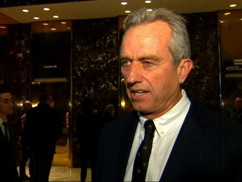 RFK Jr. To Chair Commission on Vaccine Safety