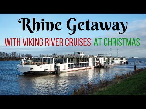 Rhine Getaway with Viking River Cruises  at Christmas