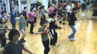Soul Food  - Line Dance (Demo & Walk Through)