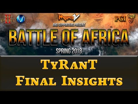 Battle of Africa Grand Final   TyRanT Insights
