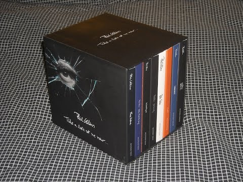 Phil Collins: Take a look at me now deluxe CD box set + extras