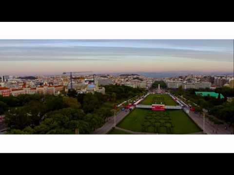 Os mais belos miradouros de Lisboa - Parque Eduardo VII - Thais Garrote