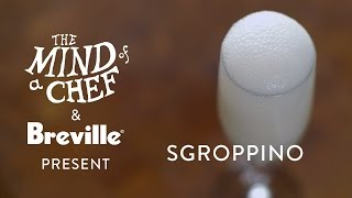Sgroppino Cocktail Recipe from Gabrielle Hamilton Mind of a Chef Powered by Breville