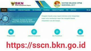 Download Video [TERBARU] Cara Pendaftaran Online CPNS 2017 secara Lengkap MP3 3GP MP4