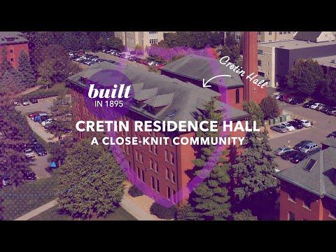 St. Thomas Cretin Residence Hall Tour