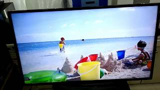 SAMSUNG 40INCH K5000 TV UNBOXING REVIEW NEW MODEL 2017