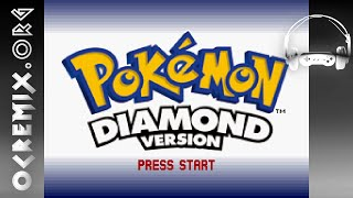 OC ReMix #2731: Pokémon Diamond Version