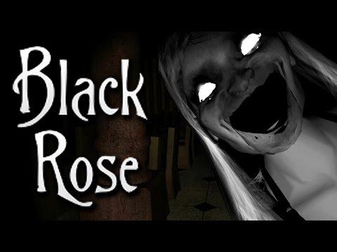 BLACK ROSE - Full Playthrough - Free Ghost Horror Game