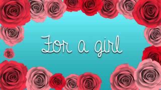 For A Boy - RaeLynn Lyrics and Music