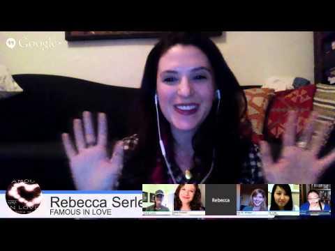 #ReadOn #69: with @rominarussell  @SaraBLarson  @rebeccaaserle @LoriMLee @byRachelMWilson