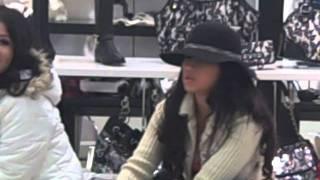 Ely Quintero y Rebeca Garza- De compras!!!