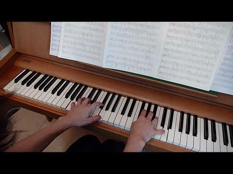 piano tutorial for the intro of Unforgiven III