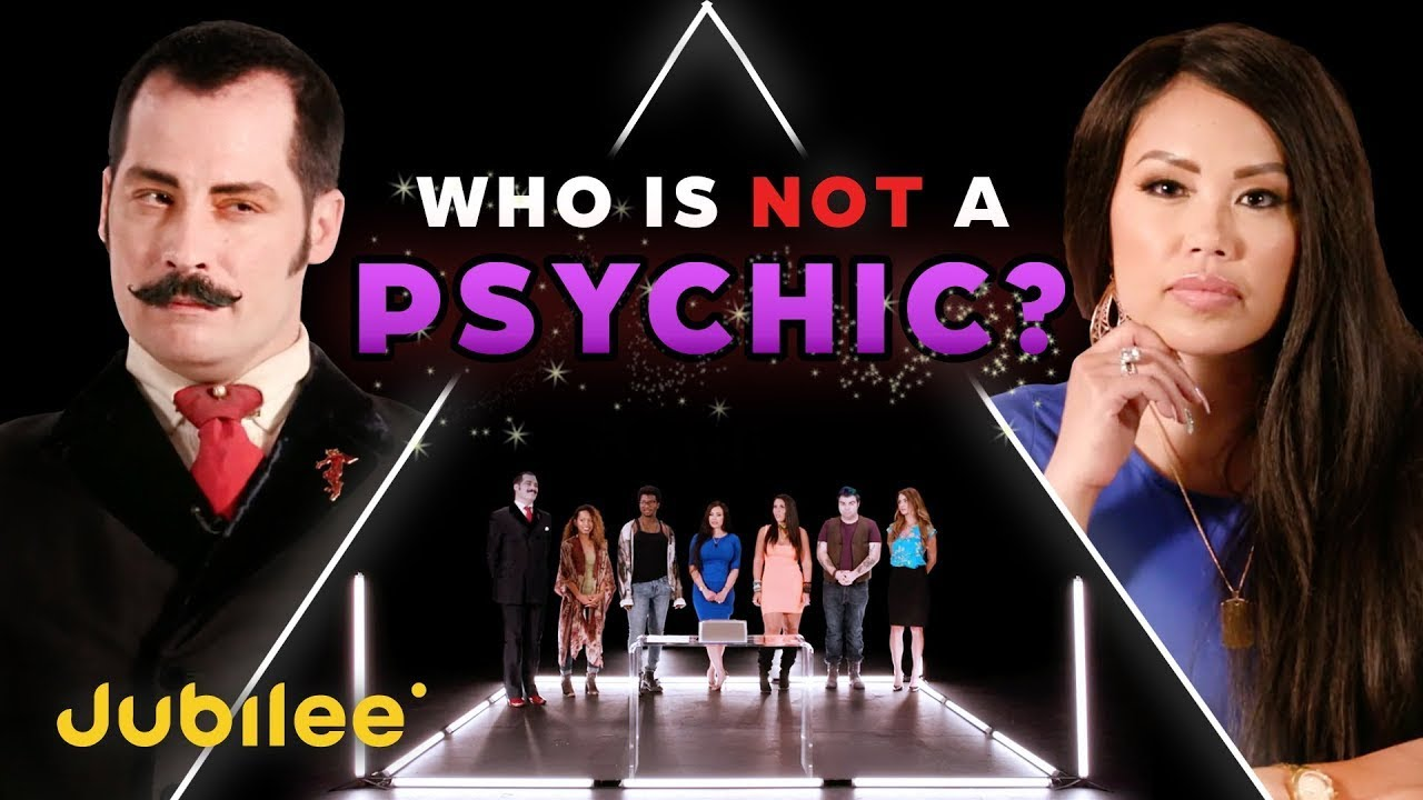 Can 6 Psychics Predict The Fake Psychic? image