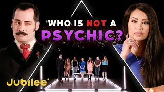Can 6 Psychics Predict The Fake Psychic? MP3
