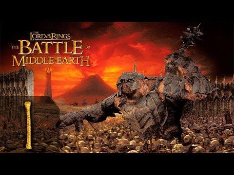 Властелин Колец - Битва за Средиземье(LOTR) - Максимальная Сложность - [Добро] Прохождение #1