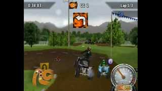 ATV Quad Kings - Gameplay Wii (Original Wii)