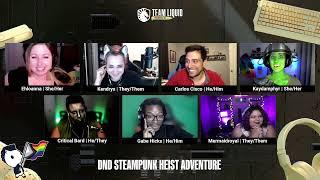 Team Liquid PrideFest D&D Stream