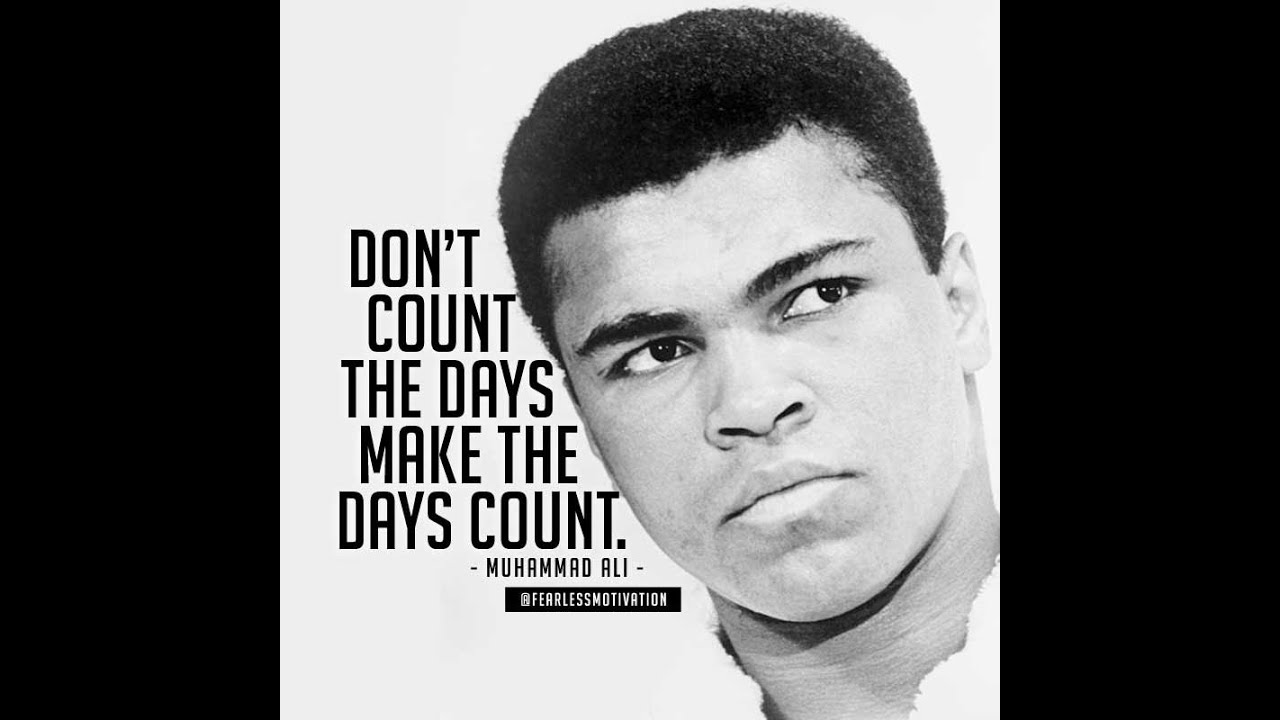 Breaking News: Muhammad Ali Passes Away at 74 Years Old R ...