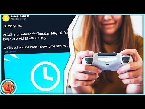 *UPDATE* V12.61 Is HIER!! *R.I.P* Controller Spelers?! Fortnite Maakte Grote Fout!!