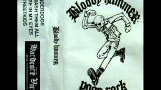 "BLOODY HAMMER - ""pogo rock"""