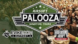 Airsoft Palooza 2018 - The LARGEST Airsoft Event in Texas