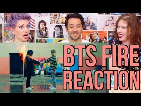 BTS - FIRE - Music Video - K-POP REACTION!!!