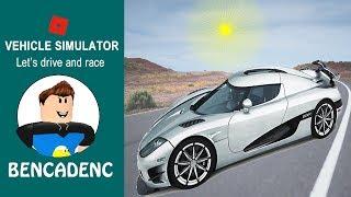 Roblox Vehicle Simulator (Beta)