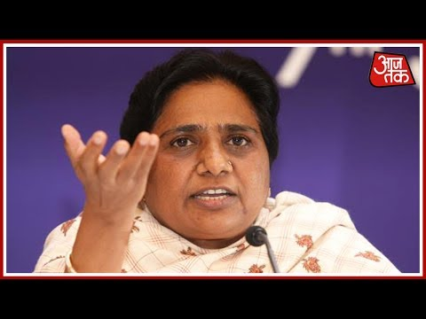 Mayawati Threatens To Quit RS, After Speech On Dalit Was Cut Short: Dastak