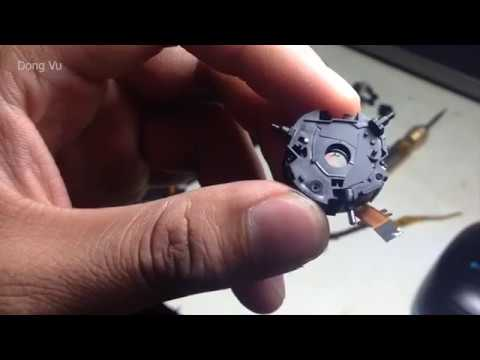 Hướng dẫn sửa máy ảnh Canon bị lỗi ỗng kính – Fix Canon Error lens