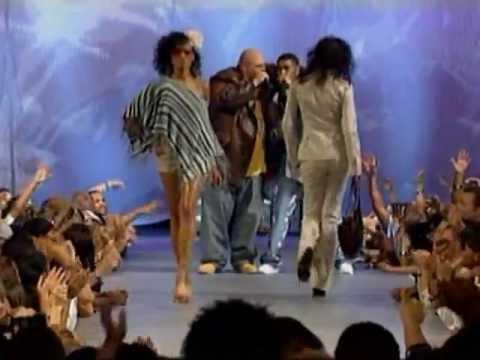 Fat Joe  - Crush Tonight [Live @ Fashionably Loud] ft Ginuwine And Tony Sunshine