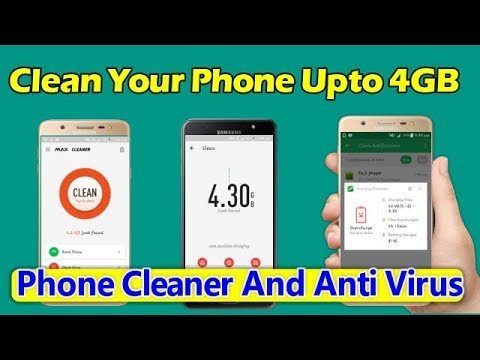 Super Phone Cleaner And Anti Virus Free 2018