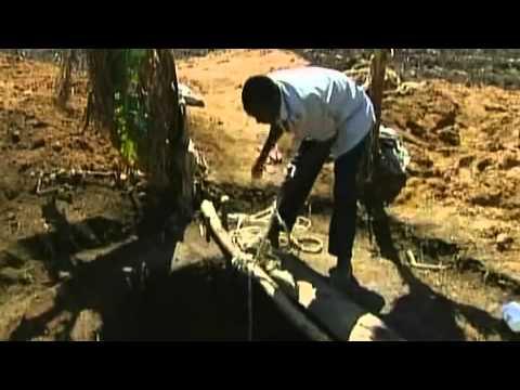 Leger des Heils - Kerstnachtdienst media 2011; Waterbronnen in Mozambique