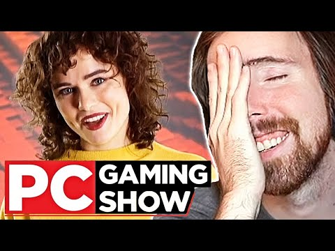 Asmongold Reacts To The PC Gaming Show 2020