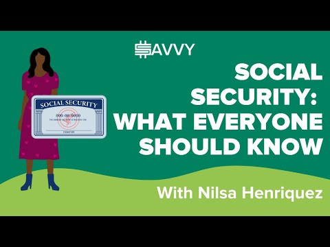 Social Security: What Every Woman Should Know with Nilsa Henriquez