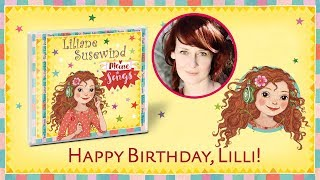 Diane Weigmann: Happy Birthday, Lilli!