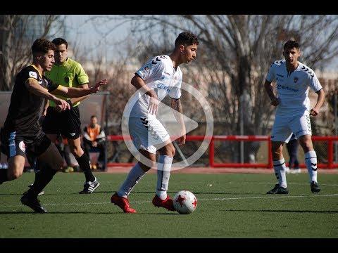 Vídeo-Resumen Alcobendas Sport 1-4 CD San Fernando