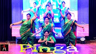 pinga Song Dance video choreography by Deepak Rajput