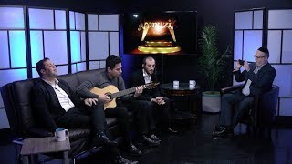 Shmuzik Episode 5: Yossi Zweig ft. Shulem Lemmer, Simcha Leiner & Eli Levin.