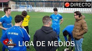 El Chiringuito 1-1 AS | LIGA DE MEDIOS