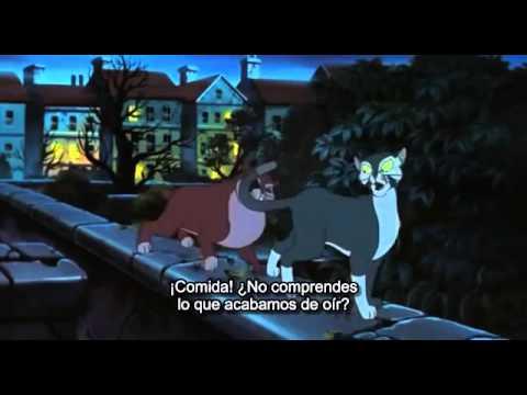 Felidae [ Francis el detectigato ]   Michael Schaack ( 1994 ) - Subtitulada español